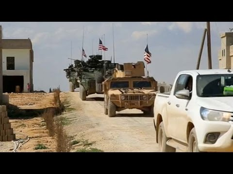 US deploys more troops in Syria, turning up heat on ISIL