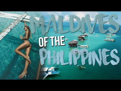 MALDIVES OF THE PHILIPPINES   Manjuyod Sandbar + Dolphin Watching
