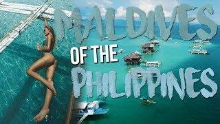 MALDIVES OF THE PHILIPPINES | Manjuyod Sandbar + Dolphin Watching