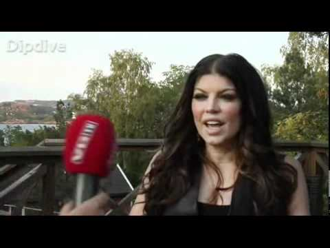 Fergie on Michael Jackson, Slash and the Black Eyed Peas [Interview] 2009