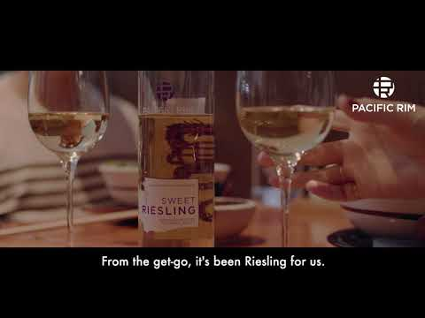 Pacific Rim Riesling and Spice
