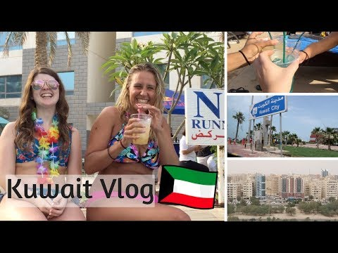 Kuwait Weekend Vlog: The BEST and WORST places in Kuwait