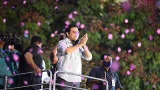 Minister Sri. KT Rama Rao Part…
