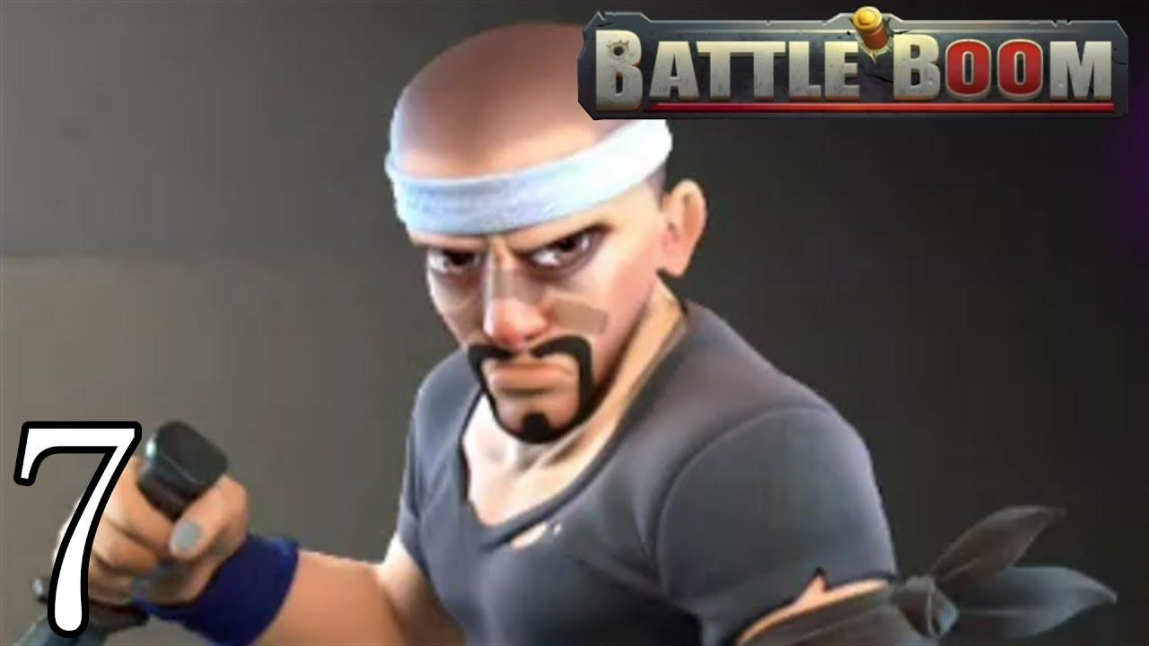battle boom 破解 版
