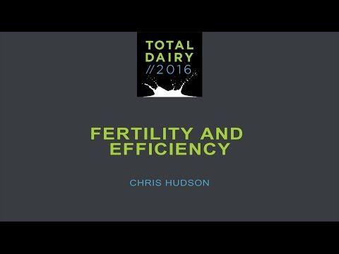 Fertility and Efficiency by Chris Hudson
