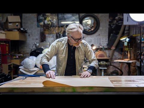 Adam Savage's One Day Builds: Puppy Car Seat!