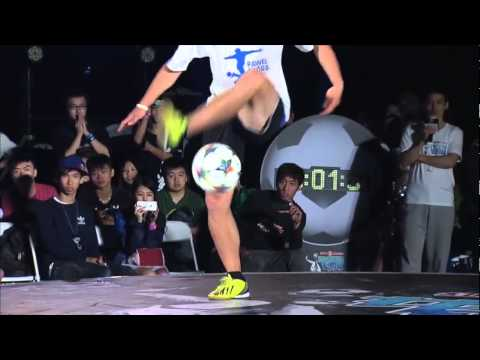 2015 China Redbull Freestyle Soccer World Cup mixtape 21mins