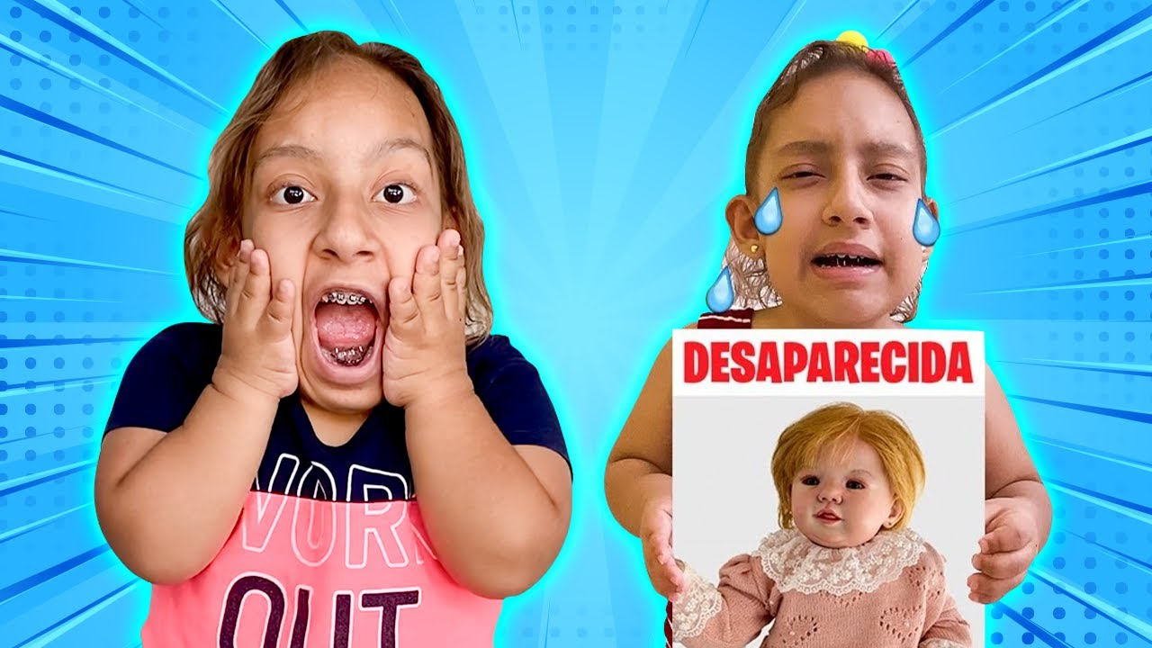Histórias engraçadas para crianças sobre BEBÊS REBORNS - Maria Clara MC Divertida