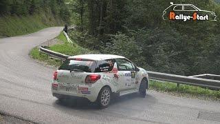 Vidéo Rallye du Mont-Blanc 2015 - Shakedown [HD]
