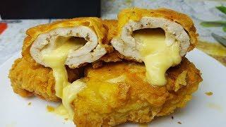 Конвертики с сыром, цыганка готовит. Gipsy cuisine.