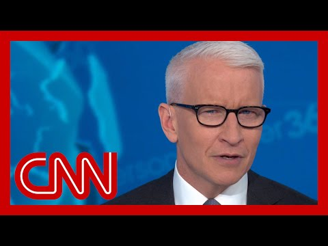 Anderson Cooper: It's simple ... this is who Trump is