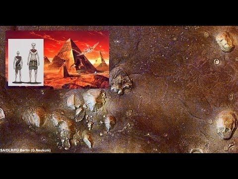 Martian Giants and A Global Catastrophe Revealed in Declassified CIA Files