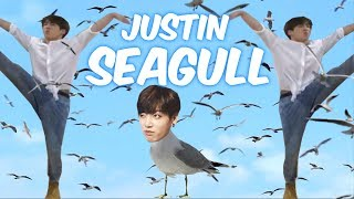 BTS CRACK #8- Justin Seagull... the Man, the Myth, the Legend