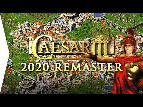 Caesar III Fan Remaster! ► New Updates & Gameplay Improvements With Augustus Mods