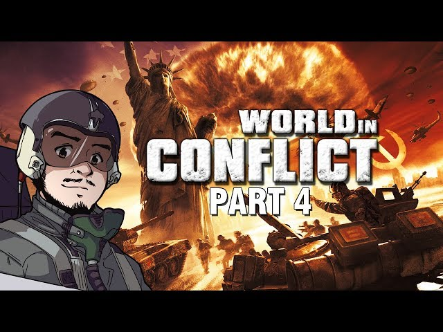 Soviets Marches Inland | World in Conflict: Soviet Assault Part 4