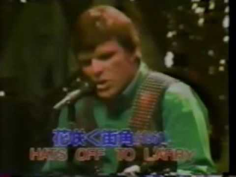 Del Shannon in Japan