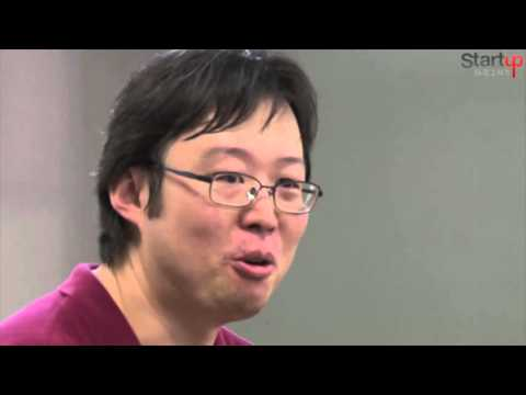 David Zhu (Google) at Startup Grind Hong Kong