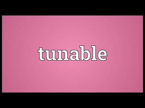 Header of tunable