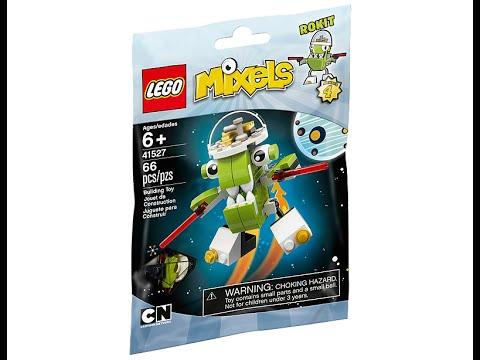 Lego Mixel 41527 - Rokit HolaSoyGerman EvanTubeHD - YouTube