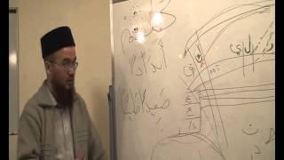 Видео урок 8 наука таджвид правило ихфа