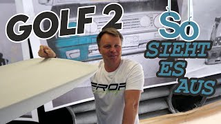 PRIOR-DESIGN - GOLF 2 | Der Fortschritt! | the kyza / JP Performance