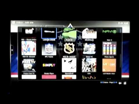 Jetstream box How to Install and remove addons