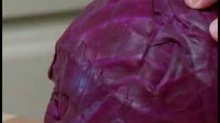 Cooking Tips : How To Clean Red Cabbage