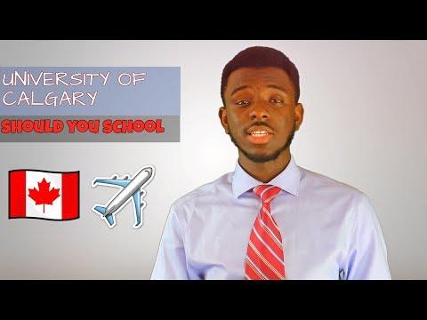 Should You School: University of Calgary