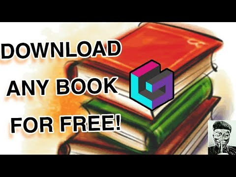 HOW TO DOWNLOAD ANY EBOOKS FOR FREE IN *PDF* Or