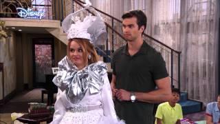 Jessie - Embarrassing Wedding Dress - Disney Channel UK HD