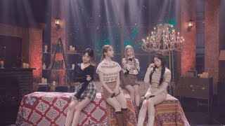 aespa 에스파 'Forever (약속) The Performance Stage (Cozy Winter Cabin Ver.)