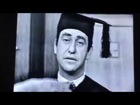 Soupy Sales, White Fang: Soupy gets a diploma