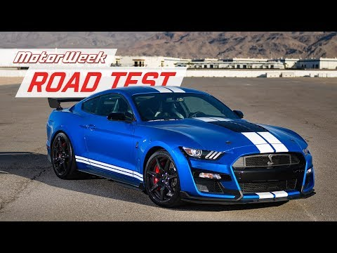 2020 Ford Mustang Shelby GT500 | MotorWeek Road Test
