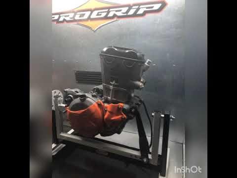 Капитальный ремонт двигателя КТМ 350 ехс