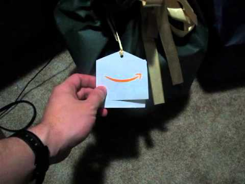 Amazon Gift Wrapping Review - YouTube