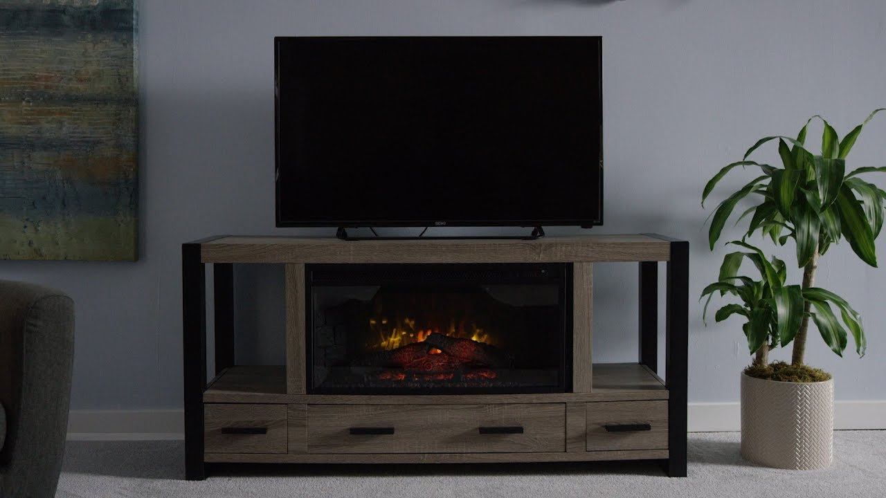 How to choose an electric fireplace