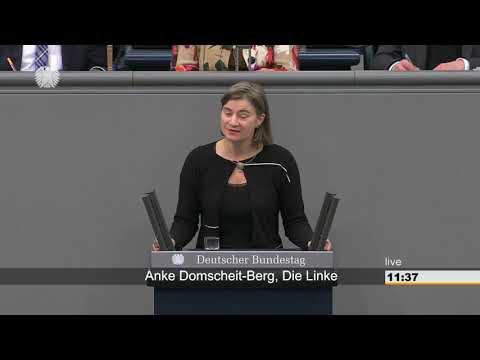 Anke Domscheit-Berg, DIE LINKE: Wir fordern ein Recht auf Verschlüsselung