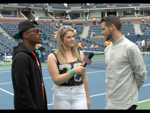 MKTO Exclusive Interview at Arthur Ashe Kids Day 2014