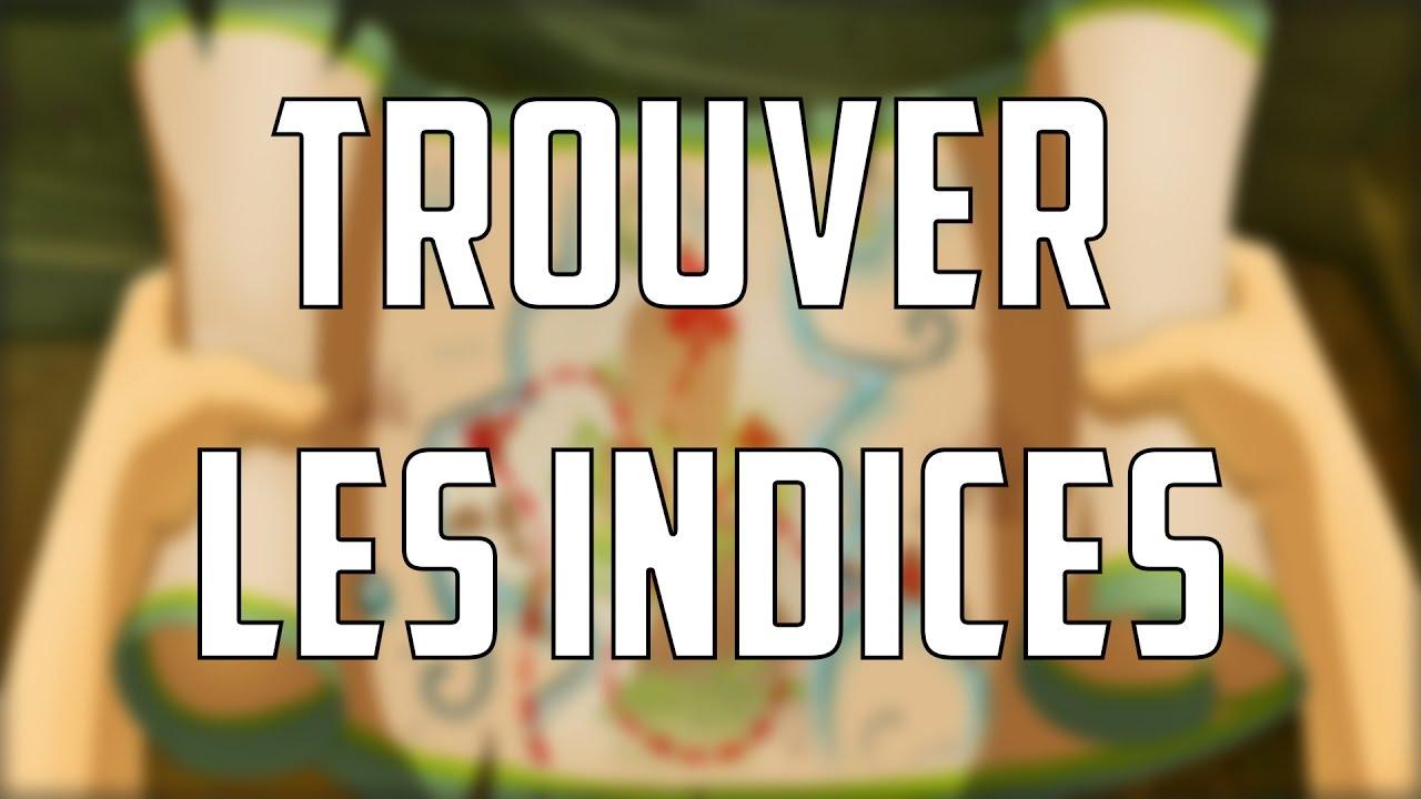 Un Site Pour Trouver Les Indices Dofus
