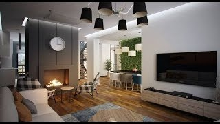 Avant Garde Apartments Feature The Latest Lines And Lighting