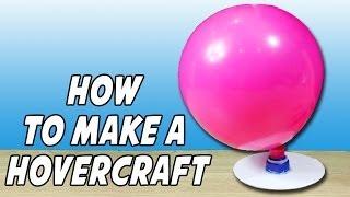 How Make Hovercraft
