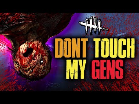 DON'T TOUCH MY GENS! [#172] Dead by Daylight with HybridPanda