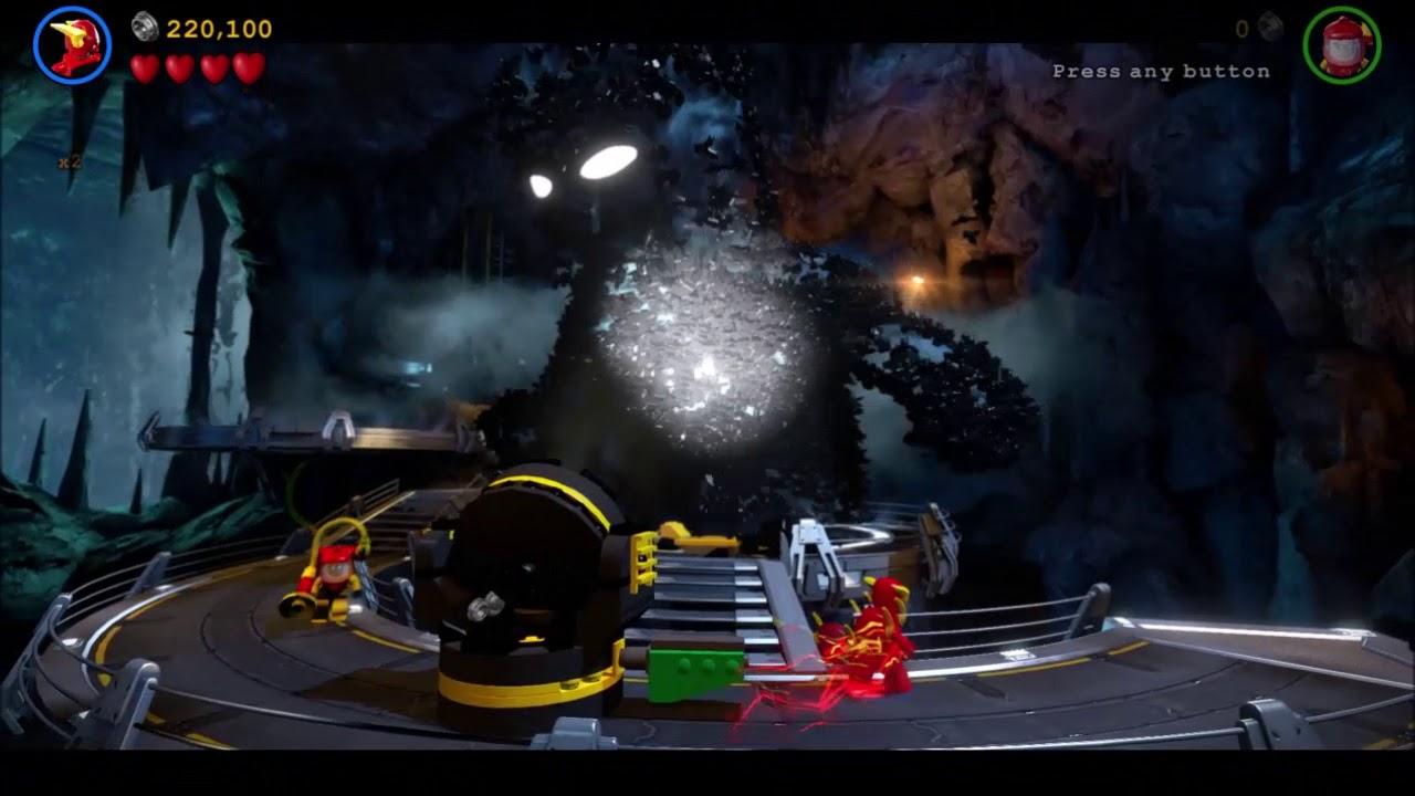 LEGO Batman 3 - Free Play - Level 2 - Part 3 - YouTube