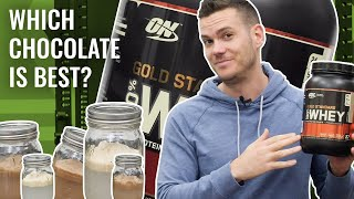 The 6 Best Optimum Nutrition Gold Standard Whey Flavors