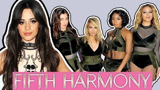 The TRUTH about Camila Cabello and Fifth Harmony DISS