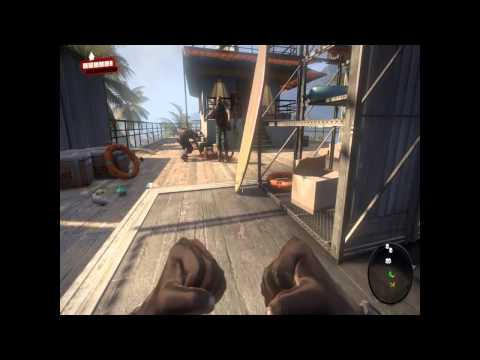 Този умря бързо! Dead Island episode 4 Lets play with KFF