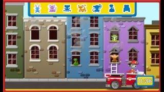 Мультик игра Щенячий патруль: Пожарные (Paw Patrol firefighters)
