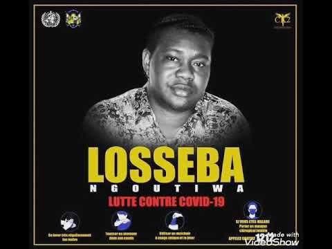 Losseba Ngoutiwa ''STOP CORONA VIRUS'' (Audio Officiel)