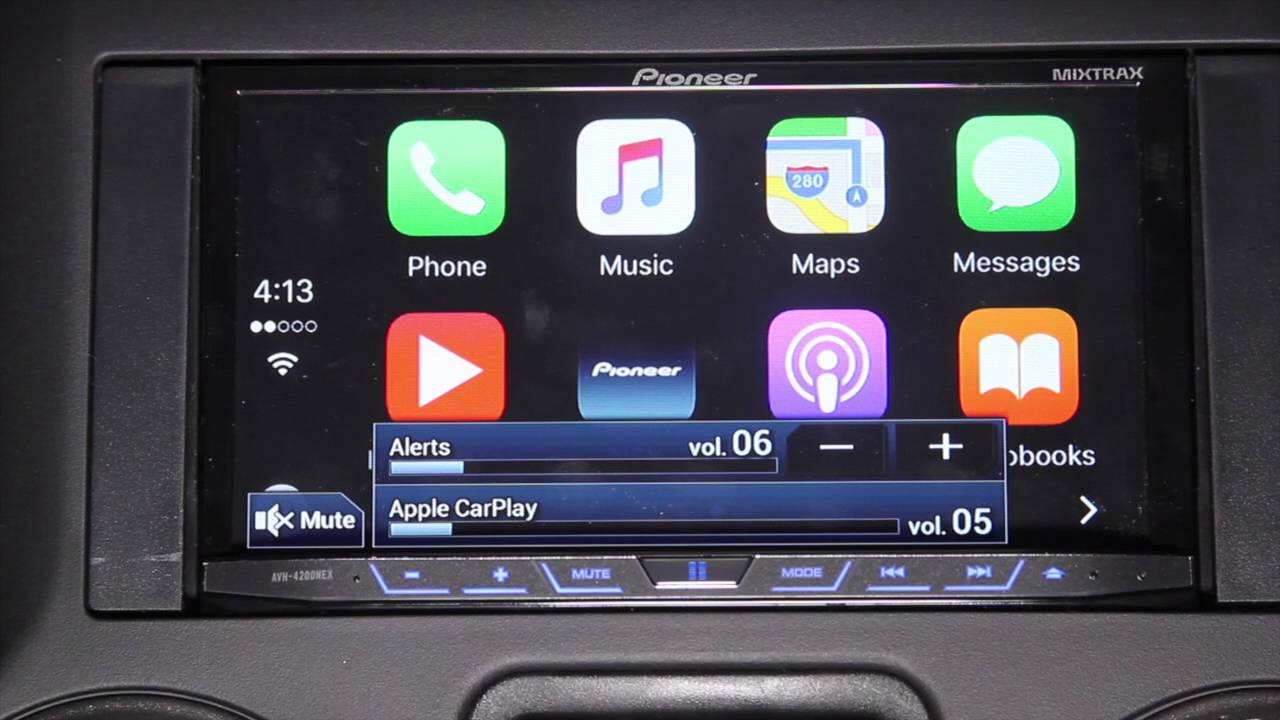 Pioneer Carplay Audio Xperts Live Presents Avh 4200nex Part 2 Car Play Features