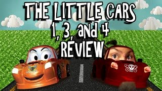 The Little Cars 1, 3, & 4 Review
